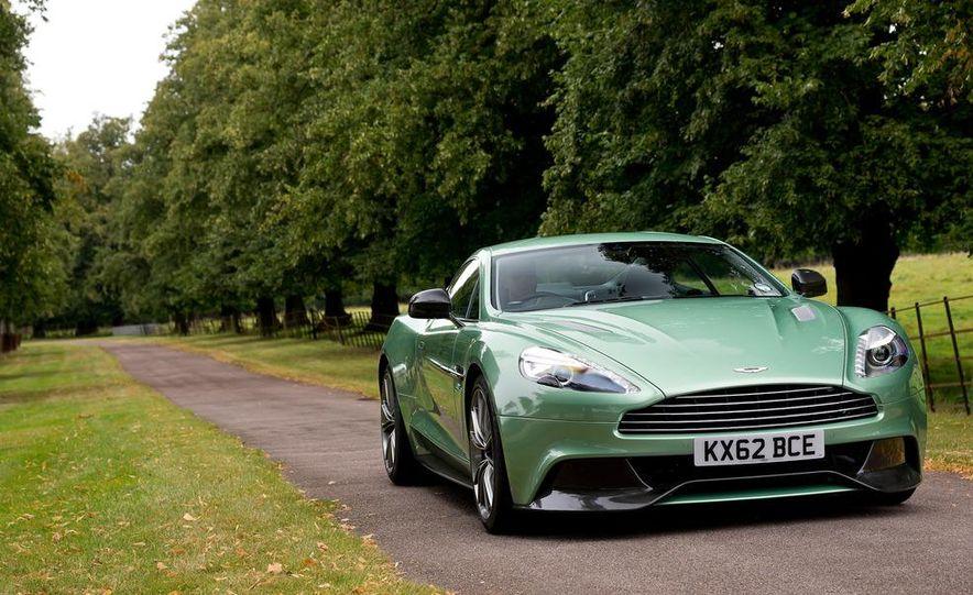 2013 Aston Martin Vanquishes - Slide 25