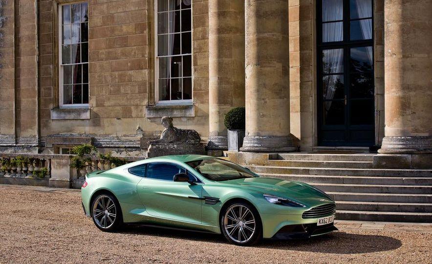 2013 Aston Martin Vanquishes - Slide 31