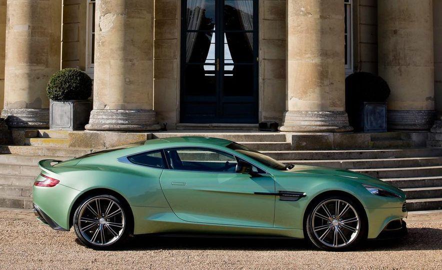 2013 Aston Martin Vanquishes - Slide 32