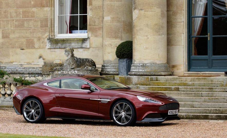 2013 Aston Martin Vanquishes - Slide 58