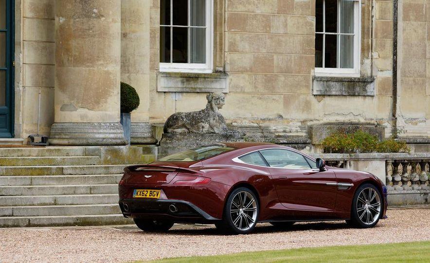 2013 Aston Martin Vanquishes - Slide 60