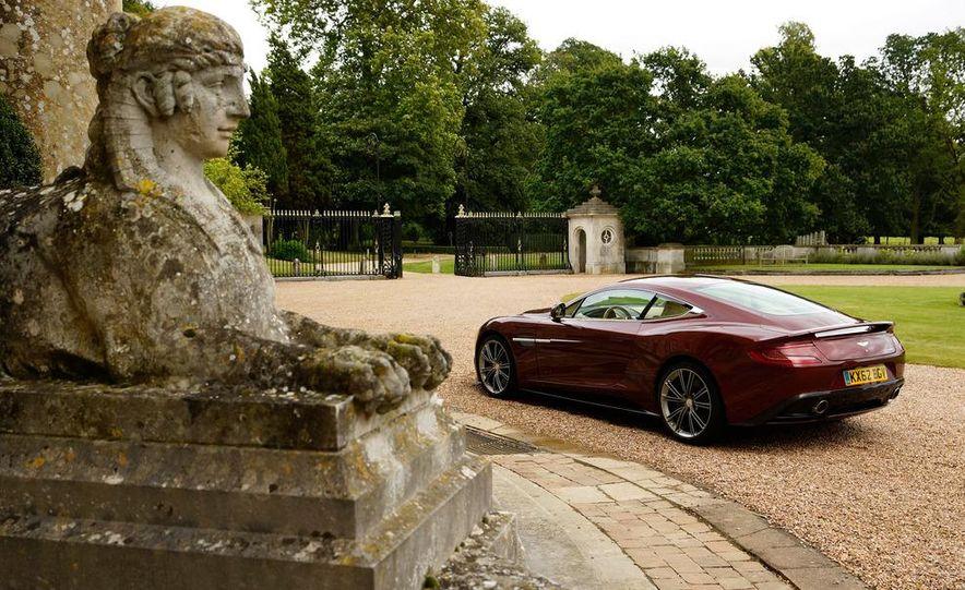 2013 Aston Martin Vanquishes - Slide 61