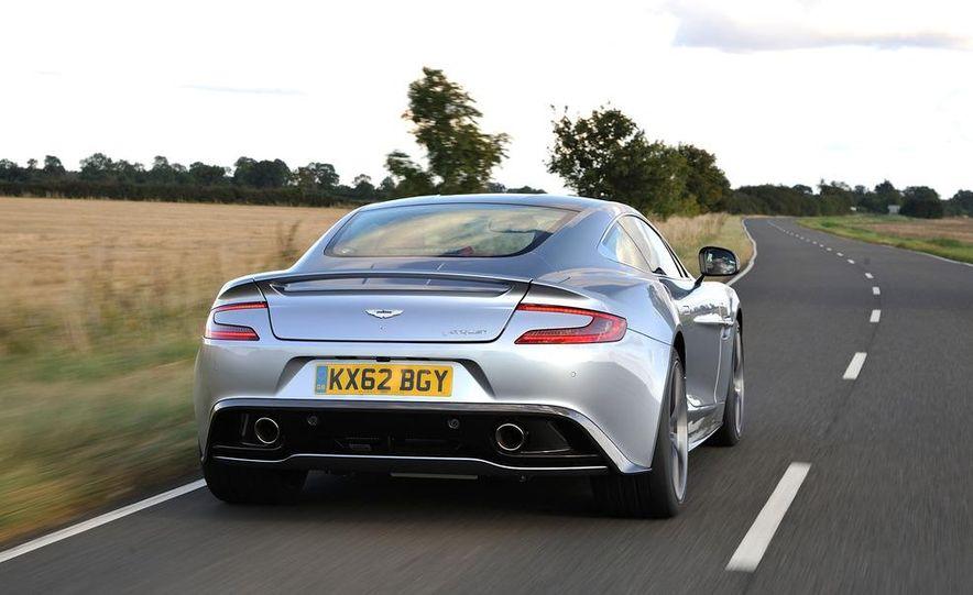 2013 Aston Martin Vanquishes - Slide 70