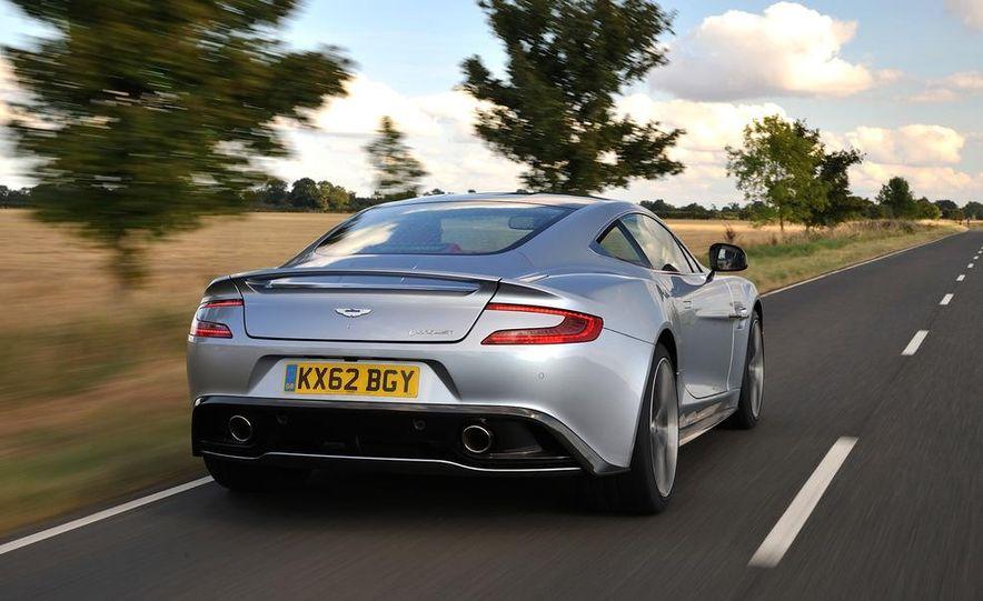2013 Aston Martin Vanquishes - Slide 72