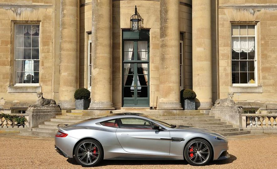 2013 Aston Martin Vanquishes - Slide 77