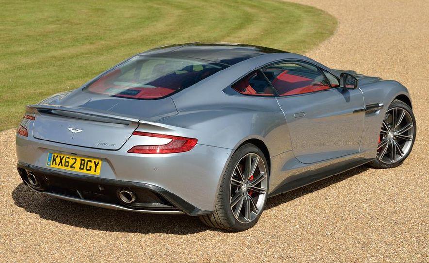 2013 Aston Martin Vanquishes - Slide 79