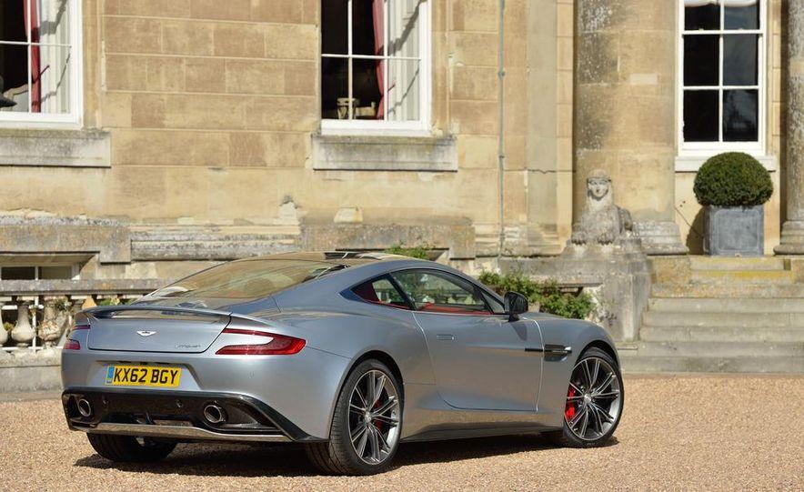 2013 Aston Martin Vanquishes - Slide 81