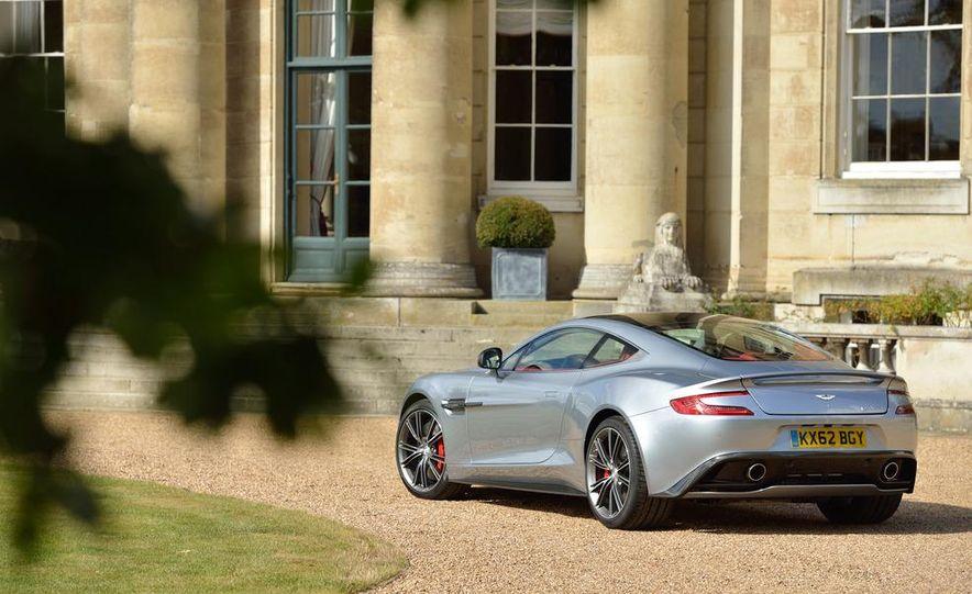 2013 Aston Martin Vanquishes - Slide 83