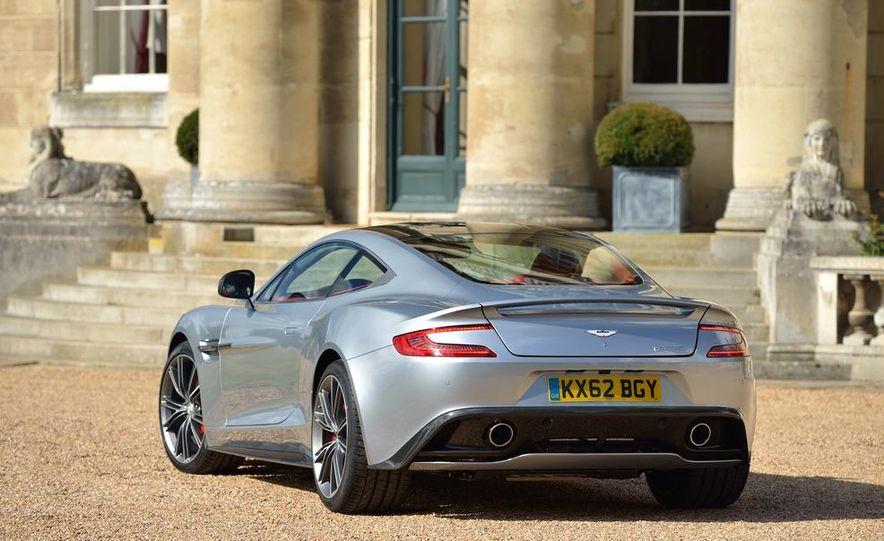 2013 Aston Martin Vanquishes - Slide 84