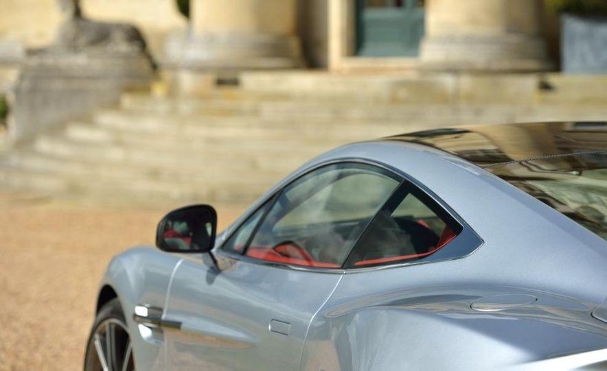 2013 Aston Martin Vanquishes - Slide 88