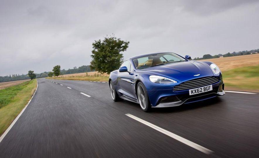 2013 Aston Martin Vanquishes - Slide 114