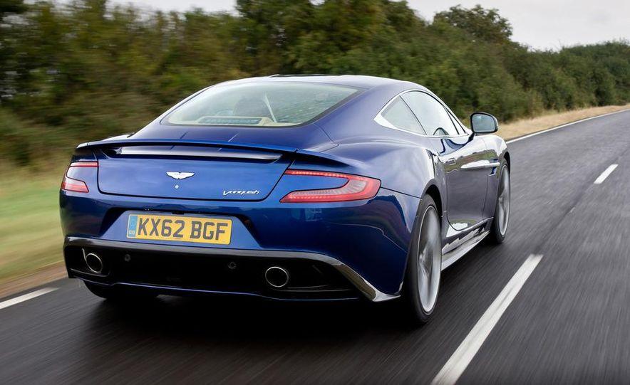 2013 Aston Martin Vanquishes - Slide 116