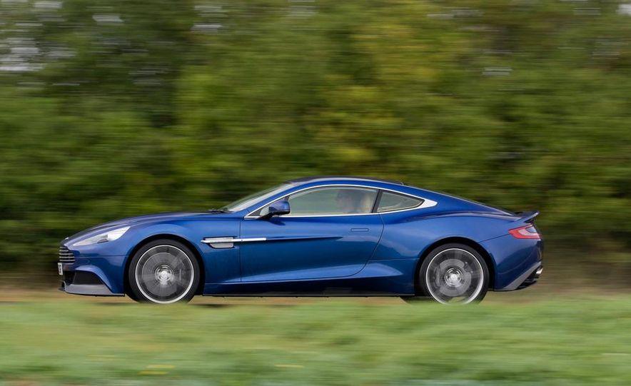 2013 Aston Martin Vanquishes - Slide 117