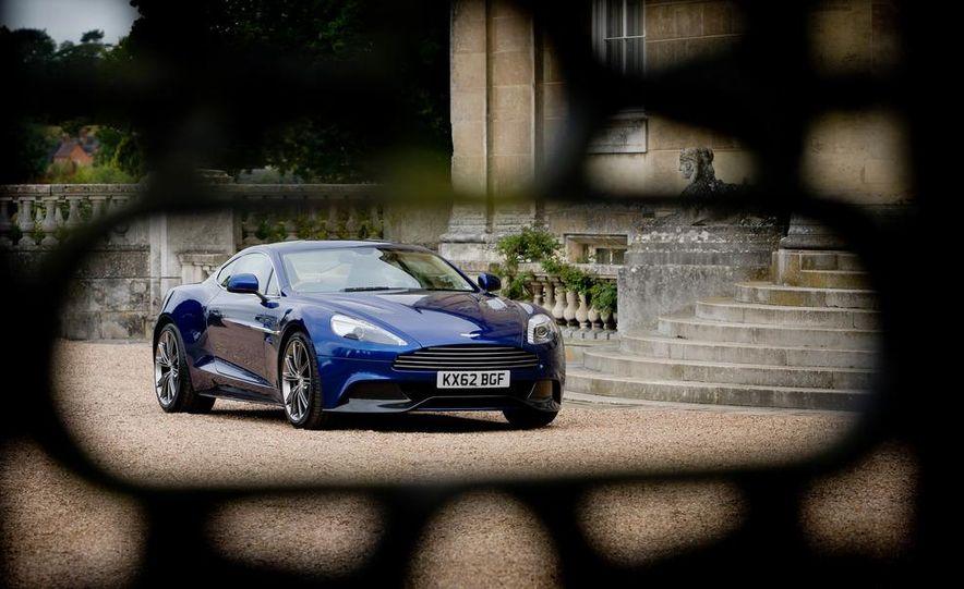 2013 Aston Martin Vanquishes - Slide 118