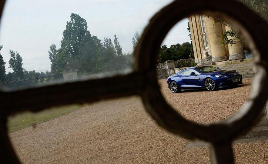 2013 Aston Martin Vanquishes - Slide 119