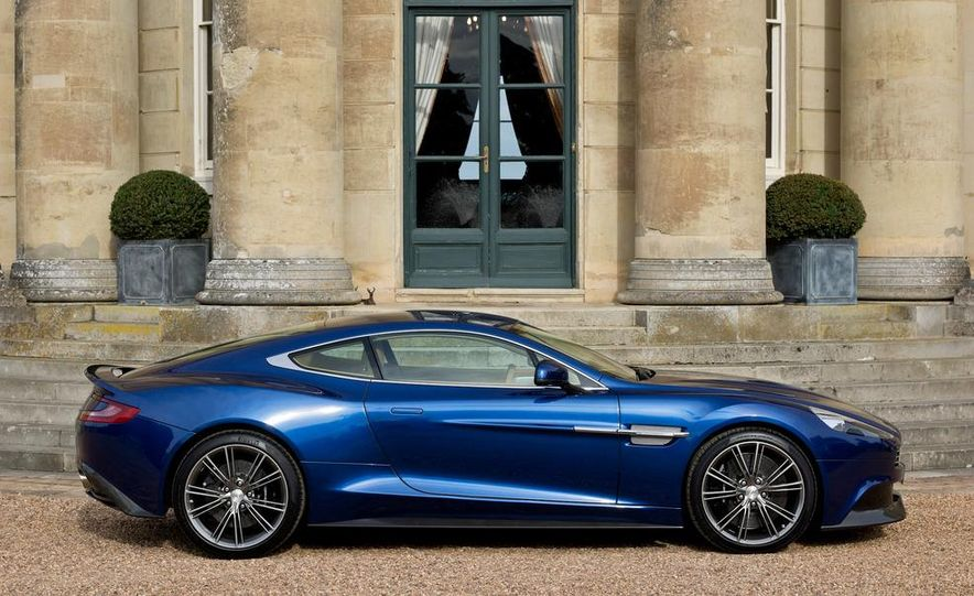 2013 Aston Martin Vanquishes - Slide 123