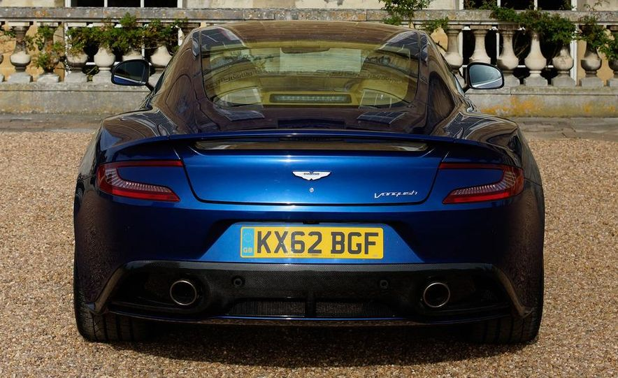 2013 Aston Martin Vanquishes - Slide 126