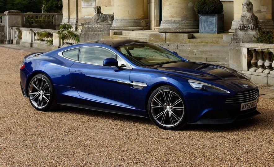 2013 Aston Martin Vanquishes - Slide 128