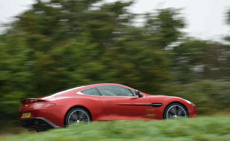 2013 Aston Martin Vanquishes - Slide 156