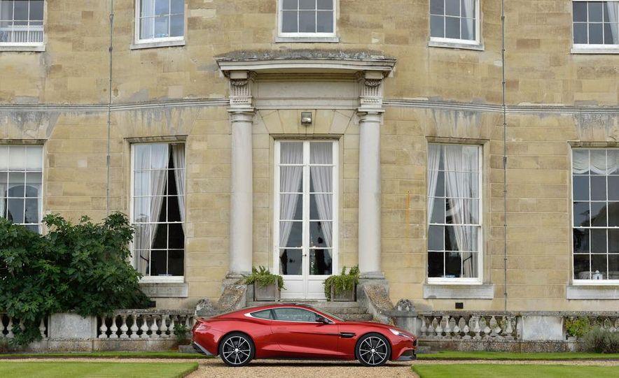 2013 Aston Martin Vanquishes - Slide 159