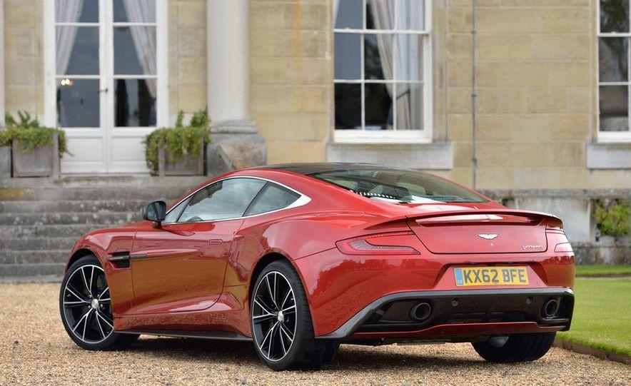 2013 Aston Martin Vanquishes - Slide 160
