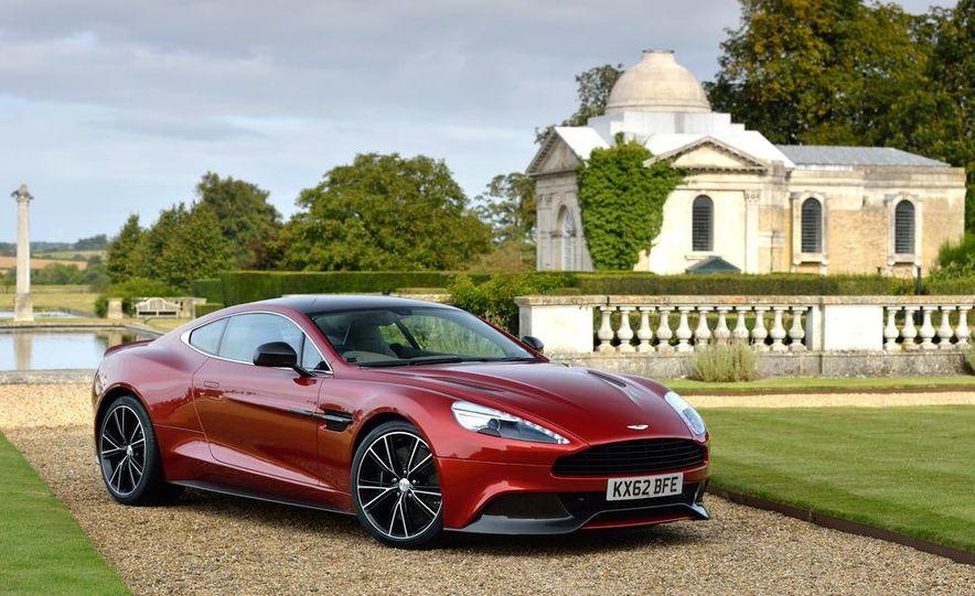 2013 Aston Martin Vanquishes - Slide 161