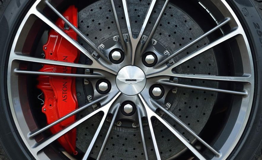 2013 Aston Martin Vanquishes - Slide 91