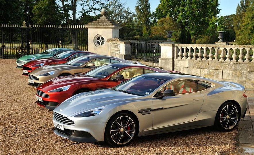 2013 Aston Martin Vanquishes - Slide 2