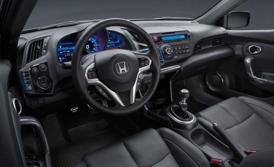 2013 Honda CR-Z - Slide 15