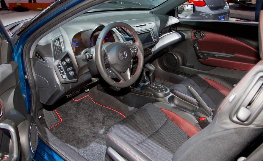 2013 Honda CR-Z - Slide 11