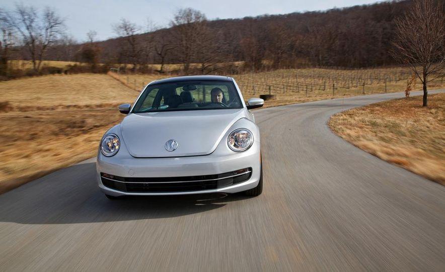 2013 Volkswagen Beetle TDI - Slide 2