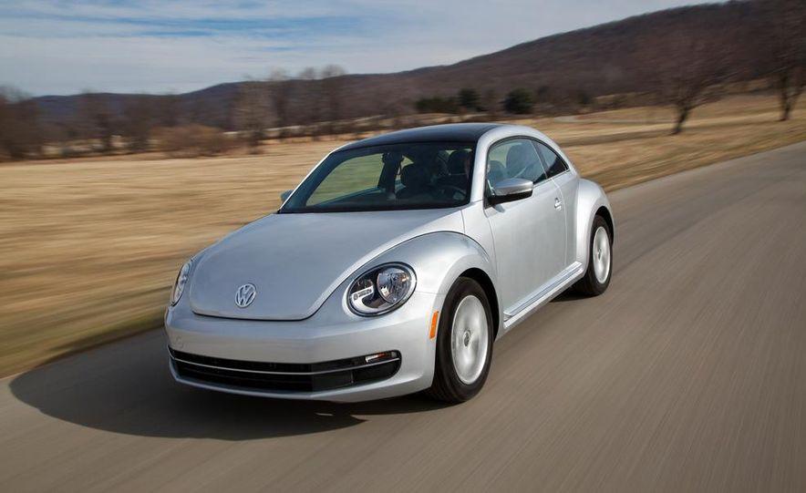 2013 Volkswagen Beetle TDI - Slide 4