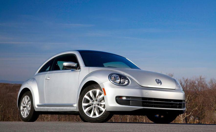 2013 Volkswagen Beetle TDI - Slide 6
