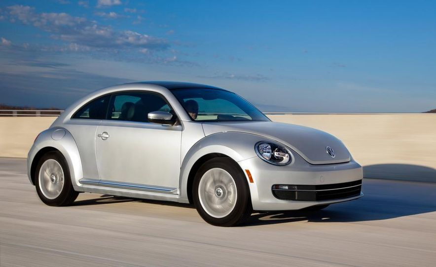 2013 Volkswagen Beetle TDI - Slide 10