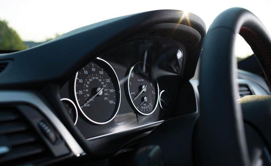 2013 Cadillac ATS 2.0T and 2012 BMW 328i sedan - Slide 46