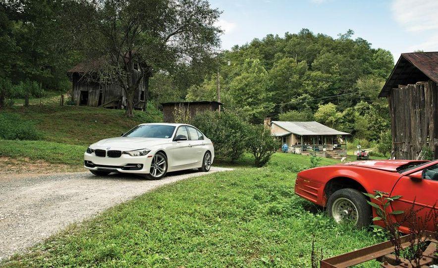 2013 Cadillac ATS 2.0T and 2012 BMW 328i sedan - Slide 33