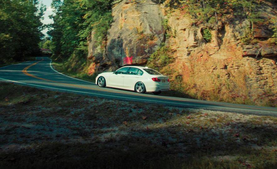 2013 Cadillac ATS 2.0T and 2012 BMW 328i sedan - Slide 40