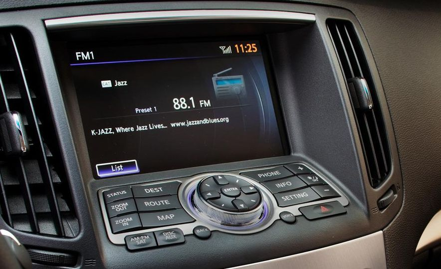2014 Infinity G37 sedan (spy photo) - Slide 35