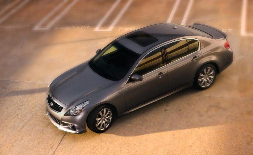 2014 Infinity G37 sedan (spy photo) - Slide 29