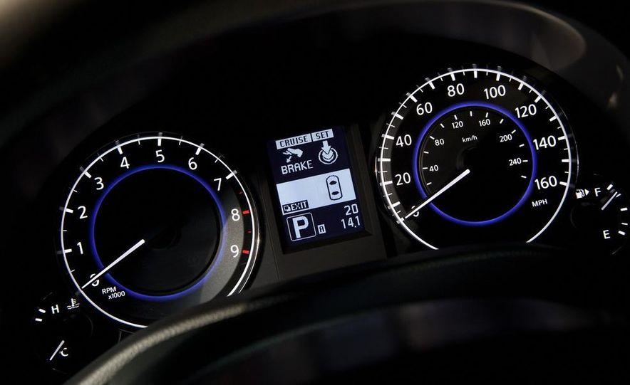 2014 Infinity G37 sedan (spy photo) - Slide 21