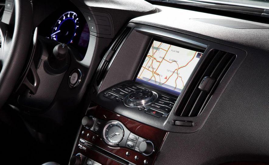 2014 Infinity G37 sedan (spy photo) - Slide 22