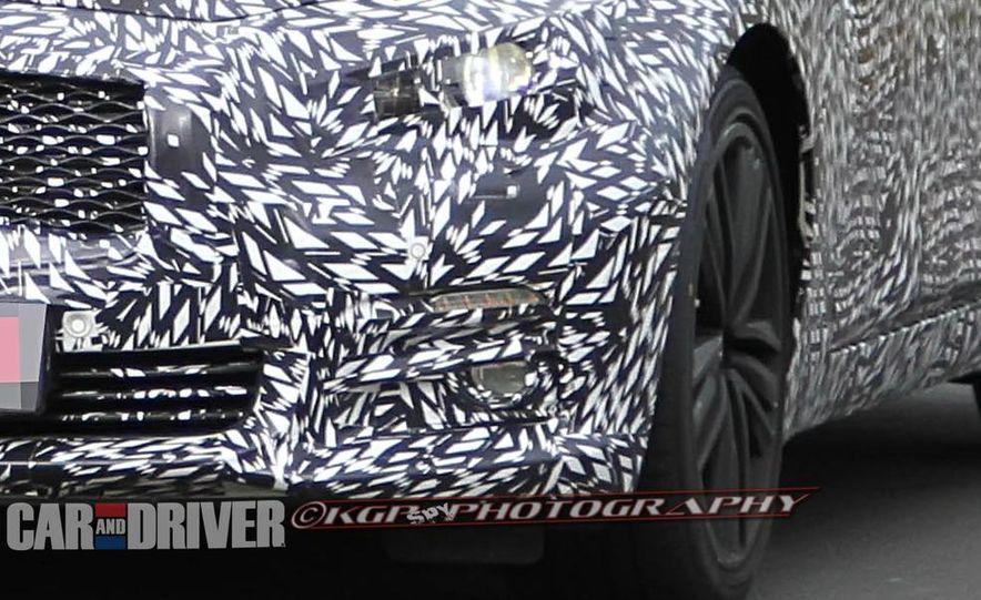 2014 Infinity G37 sedan (spy photo) - Slide 15