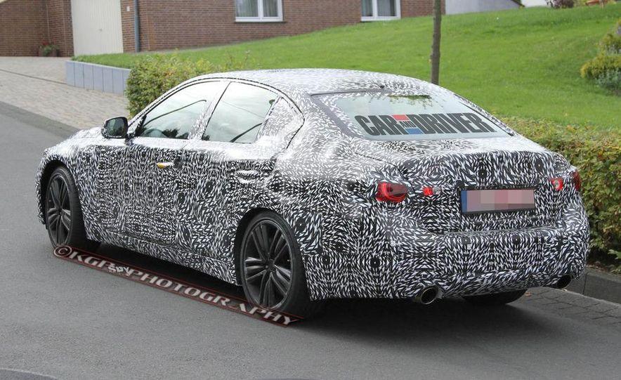 2014 Infinity G37 sedan (spy photo) - Slide 12