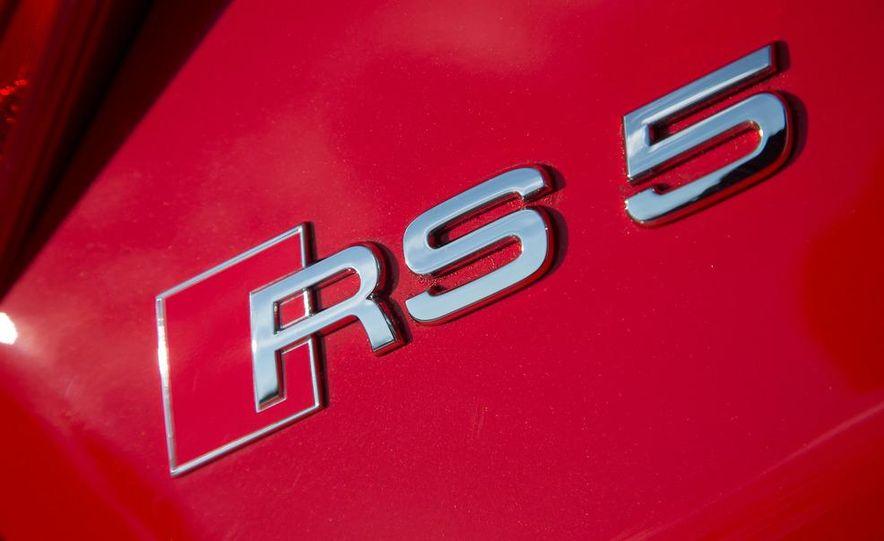 2013 Audi RS5 - Slide 63