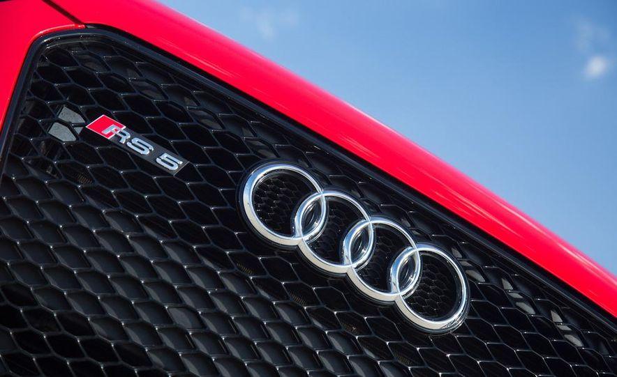 2013 Audi RS5 - Slide 58