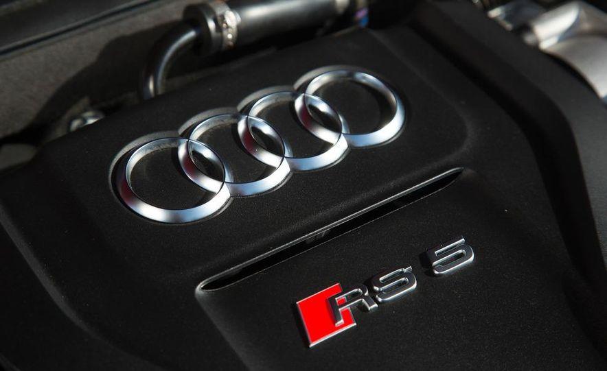 2013 Audi RS5 - Slide 77