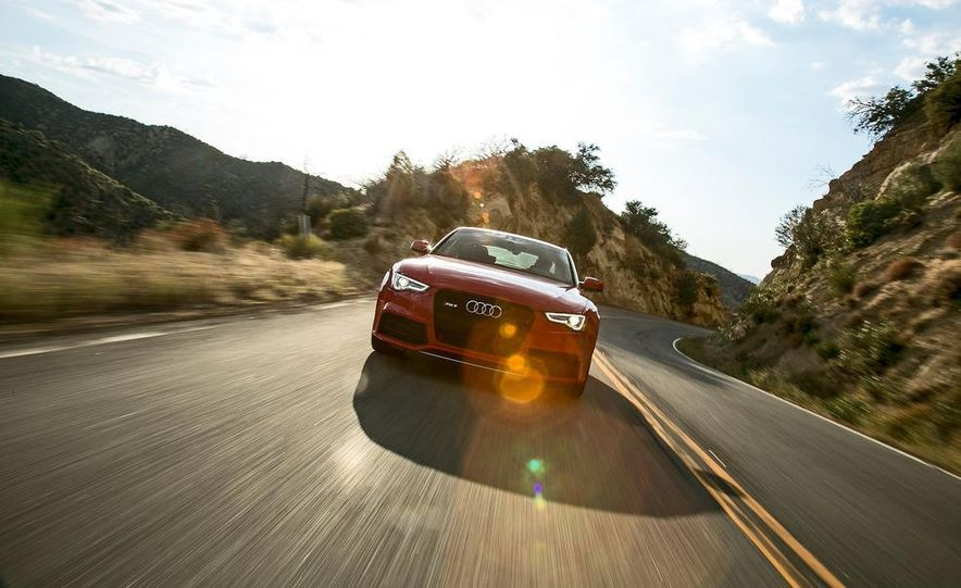 2013 Audi RS5 - Slide 21
