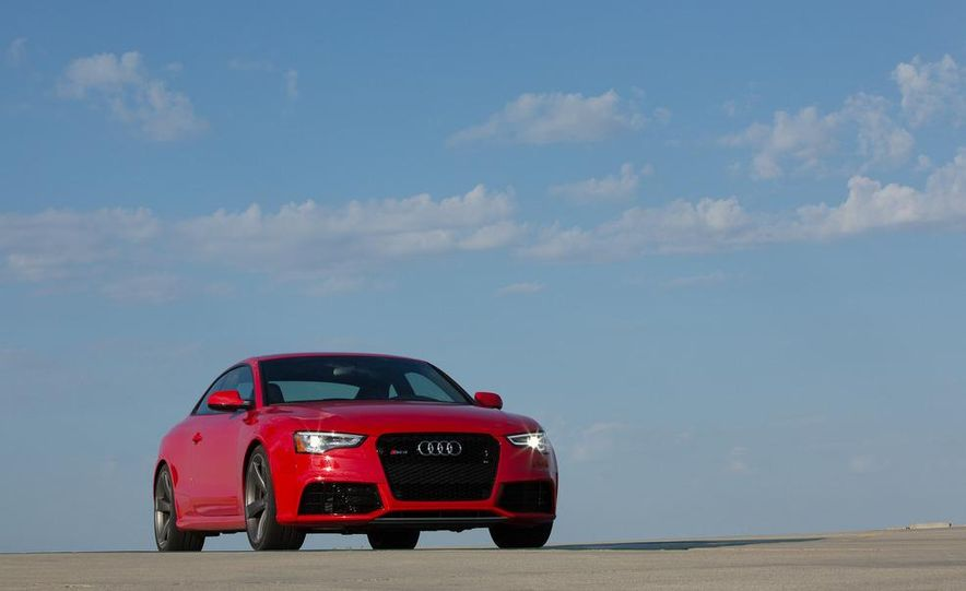 2013 Audi RS5 - Slide 46