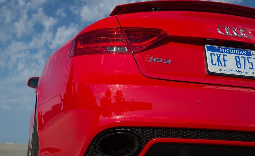 2013 Audi RS5 - Slide 60