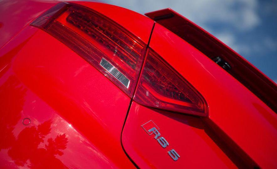 2013 Audi RS5 - Slide 61